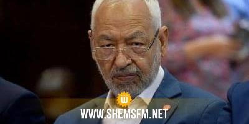 مكتب الغنوشي: بعض وسائل الاعلام العربية والمواقع تتعمد تحريف تصريح رئيس النهضة