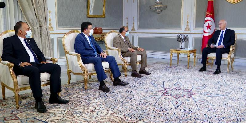 سعيّد: 'نحنُ في حاجة لدواءٍ من صُنع التونسيين لمُكافحة سرطان جديد يٌعربِد في كلّ مكان'