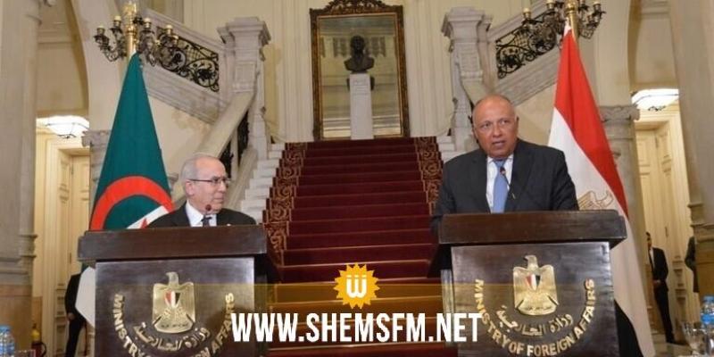وزير خارجية الجزائر: ما يحدث في تونس شأن داخلي ونحترم سيادتها ونتضامن معها
