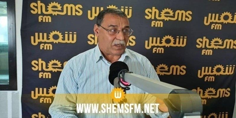 عبد الحميد الجلاصي: 'النهضة تتحمل مسؤولية كبيرة فيما آلت إليه الأوضاع اليوم'