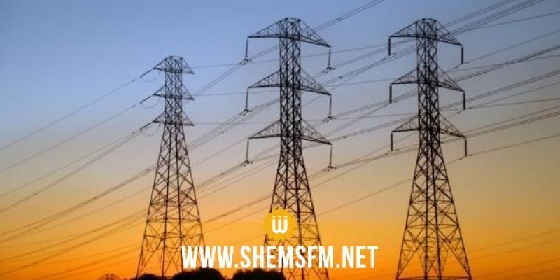 ستاغ منوبة: انقطاع الكهرباء بوادي الليل راجع إلى سقوط صاعقة على عمود كهربائي بسيدي ثابت