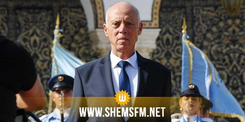 مصر والجزائر تتفقان على الدعم الكامل لقيس سعيد