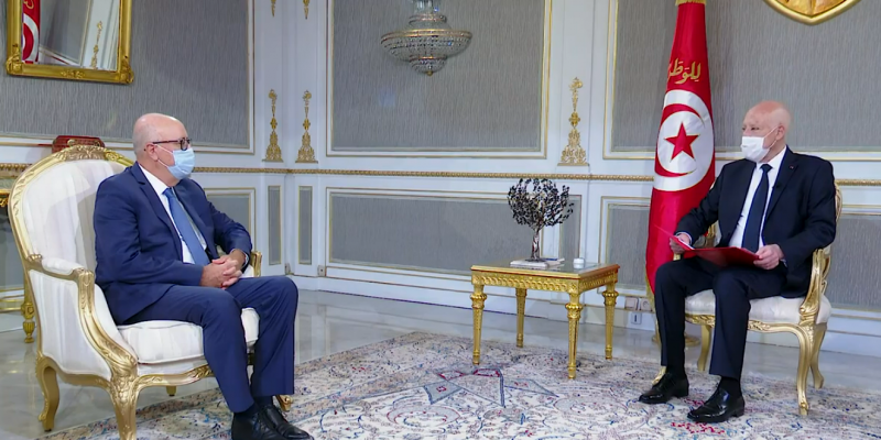 سعيّد: 'ليطمئن التونسيون أننا لن نتركهم لحيتان البحر ولا لحيتان البر'