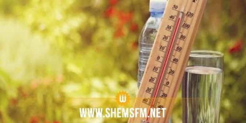 اليوم.. انخفاض درجات الحرارة مع أمطار متفرقة ببعض الجهات
