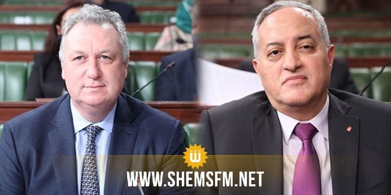 أمر رئاسي بإعفاء وزير المالية ووزير تكنولوجيا الاتصال