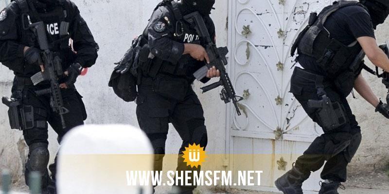 القصرين: الكشف عن خلية دعم وإسناد للعناصر الإرهابية وإيقاف أحد عناصرها