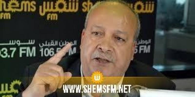 الطاهري: يجب التسريع في تعيين رئيس حكومة ووزير المالية كان من المفترض إقالته منذ مدة