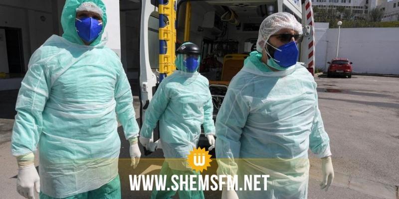 المنستير: تسجيل 4 وفيات و150 إصابة جديدة بفيروس كورونا