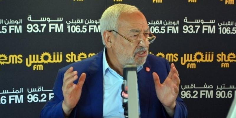 راشد الغنوشي: 'علينا أن نُحول إجراءات 25 جويلية إلى فرصة إصلاح ومرحلة تحول ديمقراطي'