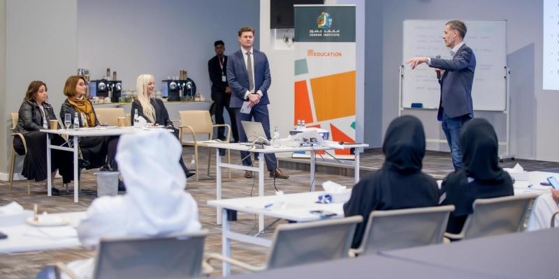 معهد جسور يواصل بناء الكفاءات في إدارة الرياضة وتنظيم الفعاليات على الطريق إلى مونديال قطر 2022