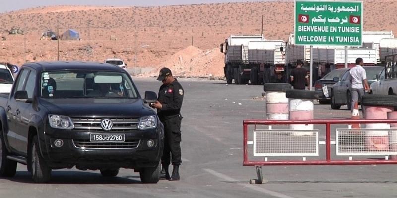 راس الجدير: وصول 120 تونسيا من ليبيا