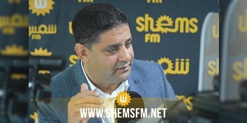 وليد جلاد يكشف فحوى مكالمة هاتفية جمعته أمس مع هشام مشيشي