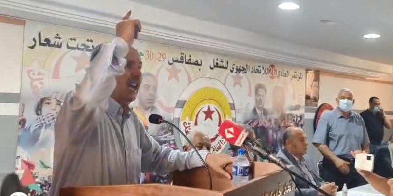الطبوبي: 'لا ندعم أي شخص لكننا نطالب سعيد بتوضيح رؤيته'