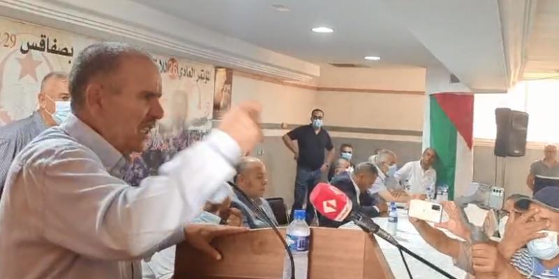 الطبوبي: 'نريد دولة القانون ولن نقبل أن يظلم أي تونسي'