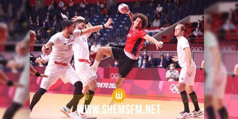 كرة اليد: مصر تنهزم ضد فرنسا وتراهن على برونزية الأولمبياد