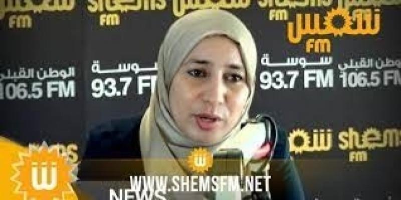 سناء المرسني: من بين أسباب الانسحابات من اجتماع مجلس الشورى الاختلاف حول توصيفْ ما حصل يوم 25 جويلية