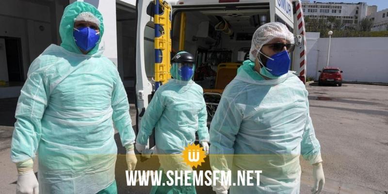 المنستير:  إرتفاع حصيلة ضحايا فيروس كورونا إلى  792 حالة وفاة