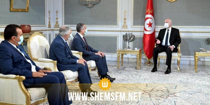 سعيد يؤكد أنه لامجال للتنكيل بحق التونسيين في الماء ويدعو إلى التخفيض في أسعاره