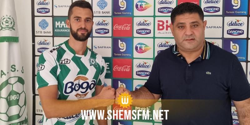 Hamza Mabrouk signe avec  l'Avenir de Soliman