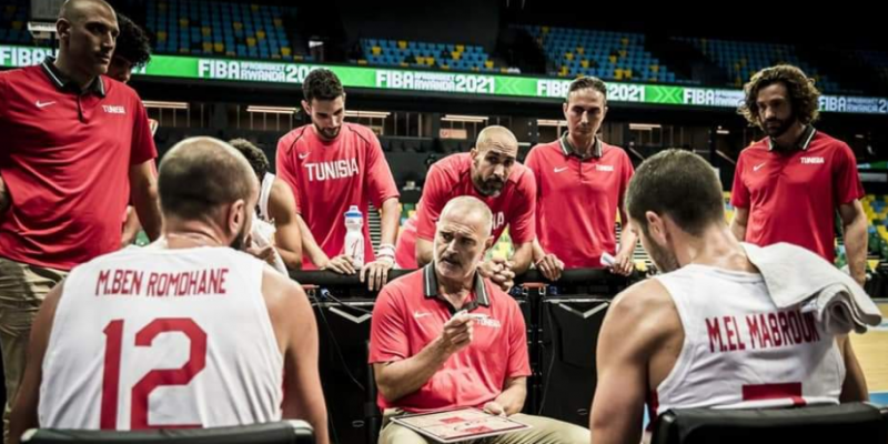Afrobasket: la Tunisie remporte son premier match