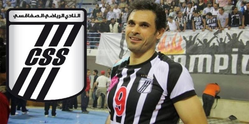الكرة الطائرة: نور الدين حفيظ يواصل تدريب السي اس اس