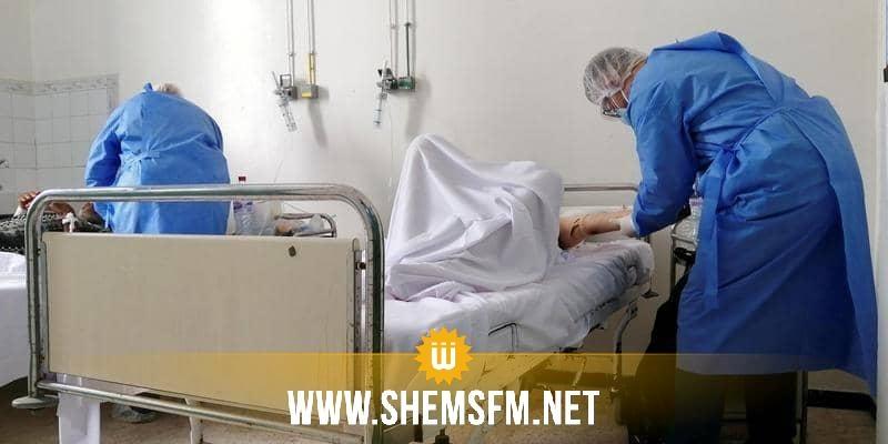 مدير عام الصحة يؤكد إنخفاض نسبة إيواء مصابي كورونا بأقسام الانعاش وبأسرة التنفس الاصطناعي