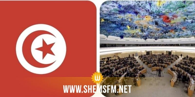 الجرندي: الديمقراطية في تونس خيار لا رجعة فيه وحقوق الإنسان والحريات مضمونة ومصانة