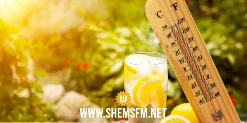 اليوم: الحرارة تصل إلى 40 درجة
