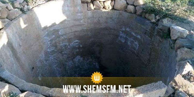 حفوز: انتشال جثة شاب الـ24 سنة من بئر