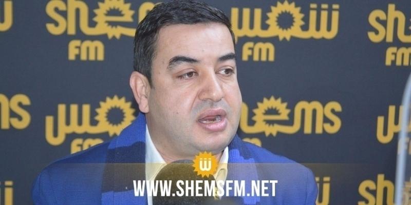 Ayachi Zammel : « Au sein d'Ennahdha, certains sont prêts à retirer la confiance de Ghanouchi »