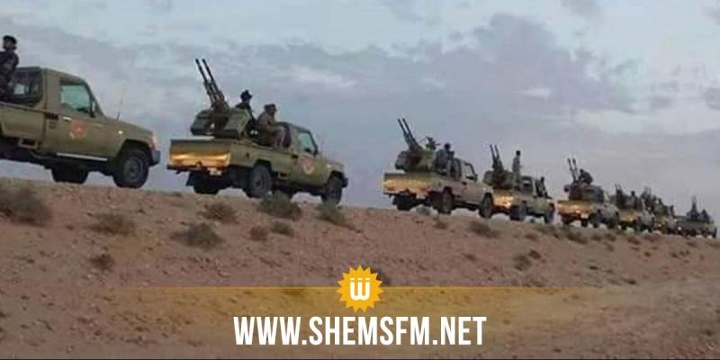 الجنوب الليبي: اشتباكات بين قوات شرق ليبيا ومتمردين تشاديين
