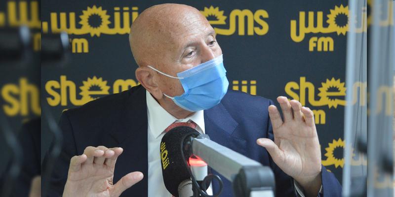 أحمد نجيب الشابي: 'من غير المعقول اعتبار البرلمان خطرا داهما'