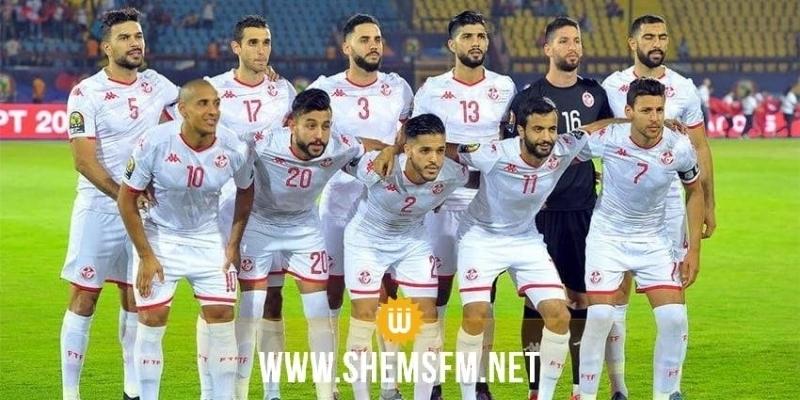 المنتخب التونسي يقفز للمركز 25 عالميا