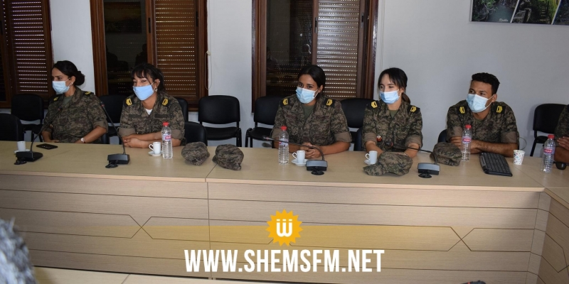 الصحة العسكرية: اليوم انطلاق حملة تلقيح بولاية باجة