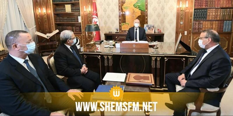رئيس الجمهورية يعطي تعليماته بإعادة فتح المعابر الحدودية مع ليبيا