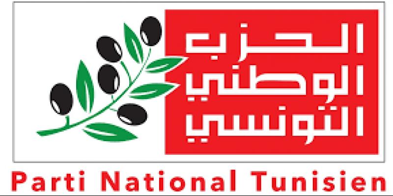 Le Parti national tunisien appelle à la formation d'un gouvernement restreint