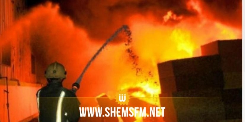الحماية المدنيّة : إطفاء 50 حريقًا في يوم واحد