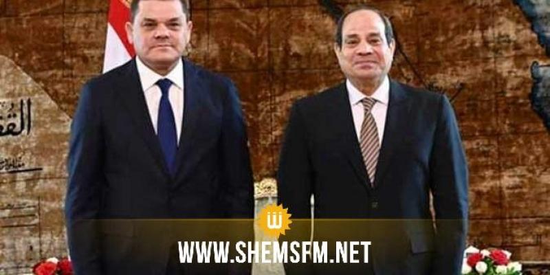 مصر وليبيا توقعان عددا كبيرا من الاتفاقيات