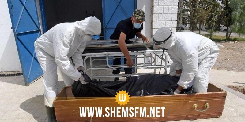 قابس : تسجيل 04 حالات وفاة جديدة بفيروس كورونا