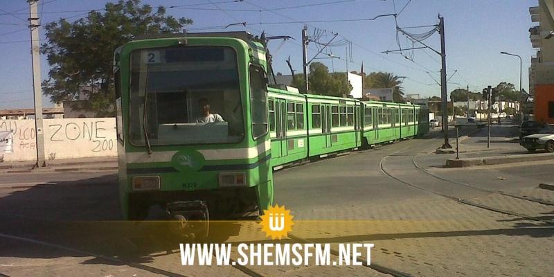 حي الخضراء: غلق المفترق على مستوى السكّة الحديدية للمترو 2 مع شارع الطّاهر بن عاشور لمدة شهر