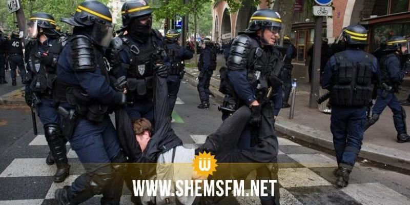 العفو الدولية تُحذر من تنامي عنف الشرطة الفرنسية ضد المتظاهرين