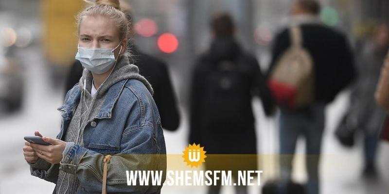 روسيا: تسجيل 791حالة وفاة بكورونا خلال 24 ساعة