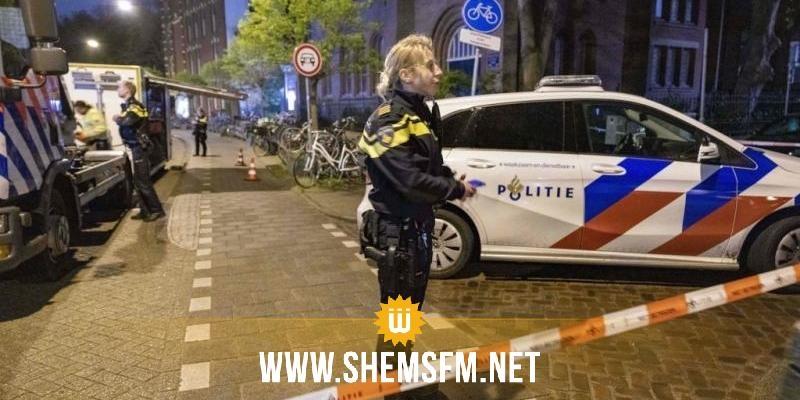 قتيلان وجريحان جراء هجوم بسكين في هولندا