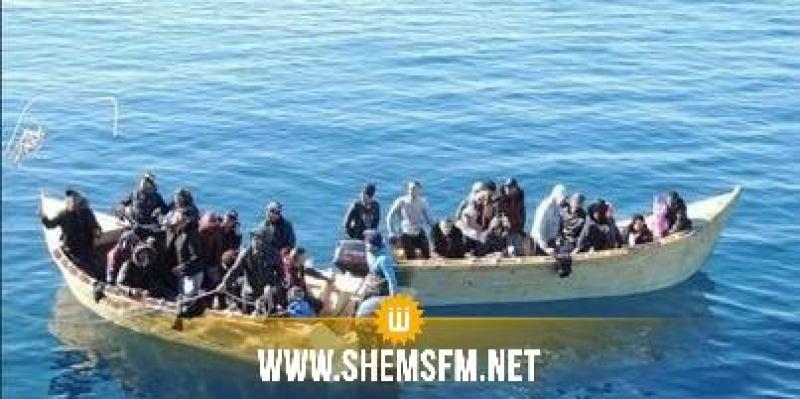 إحباط 3 عمليات''حرقة'' وإيقاف عــدد من المهاجرين