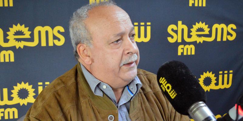 الطاهري: ''الاحتجاج حق.. أما اذا كان من أجل قسمة التونسيين وخلق شعبين في تونس فان الإتحاد يرفضه ''