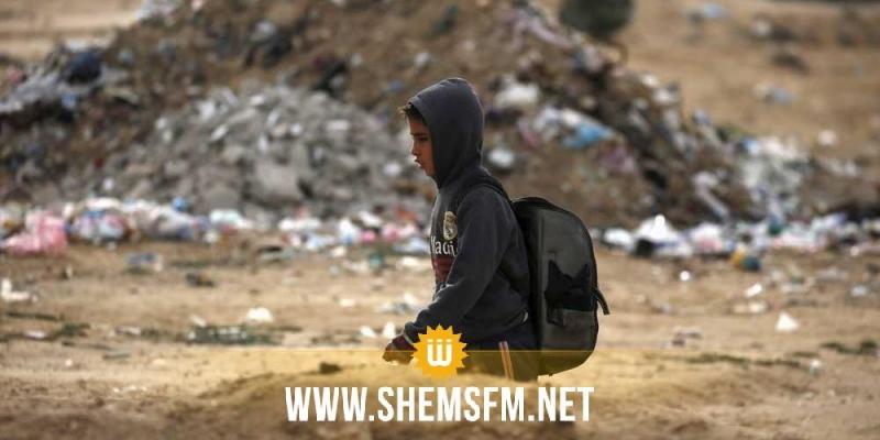 تونس تحتل المرتبة 121 من بين 163 دولة من حيث مؤشر مخاطر المناخ على الأطفال