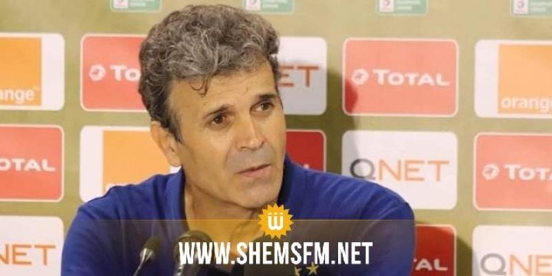 مولدية الجزائر يقدّم رسميا مدربه الجديد خالد بن يحيي