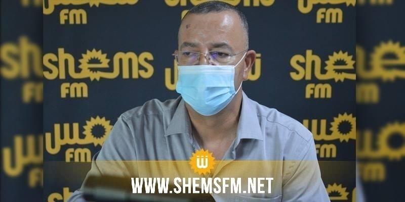 علي مرابط: 'تطعيم الأطفال بين 12 و15 سنة ضد كورونا تحت الدرس'