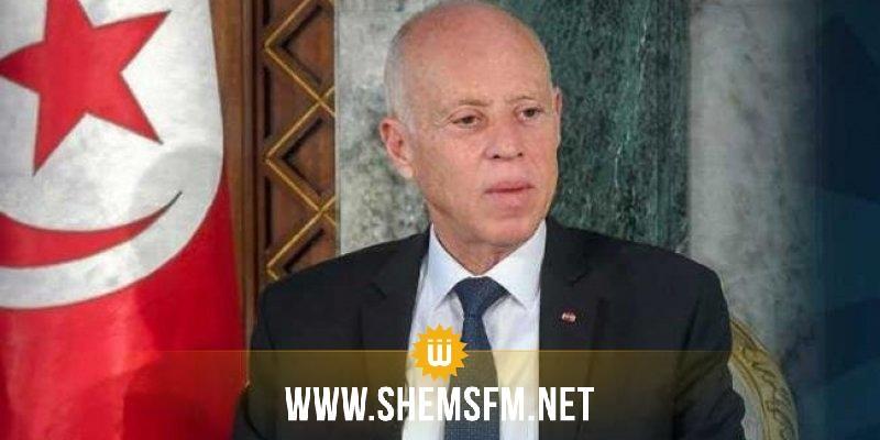 الليلة: سعيّد يتوجه بكلمة للشعب التونسي