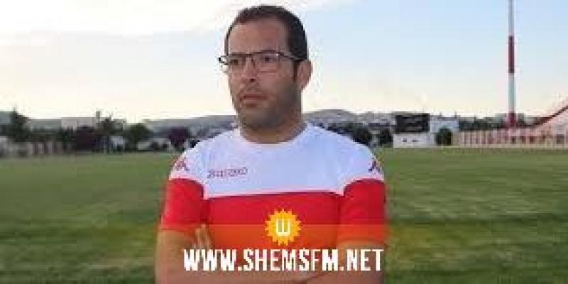 اتحاد تطاوين يقيل مدربه محمد علي معالج